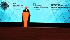 Baku Humanitarium Forum 4 october 2014