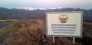 The entry of foreign citizens to the Republic of Artsakh (Nagorno Karabakh)