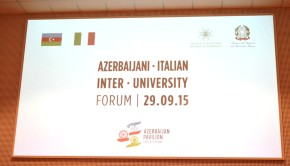 AZERBAIJANI  ITALIAN INTER  UNIVERSITY