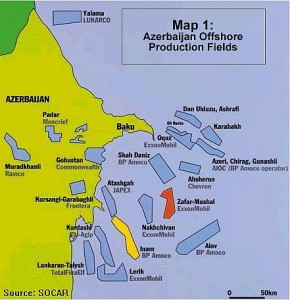 Azerbaijan Socar and BP may tap Azeri-Chirag-Guneshli fields for deep gas