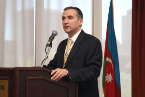 The Ambassador Farid Shafiyev