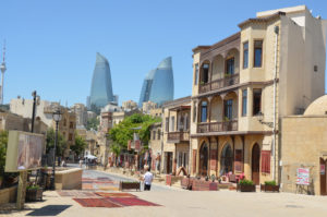 Bundlr - The Old City in Baku