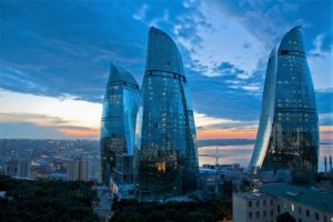 Flame_Towers - Baku Azerbaijan
