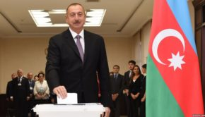 Azerbaijan Holds Referendum to Extend President's Term