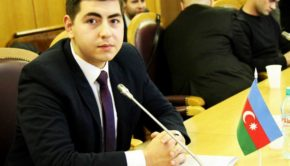 Nurkhan Babayev - Director of International Relations Department of Azerbaijan Student Youth Organizations