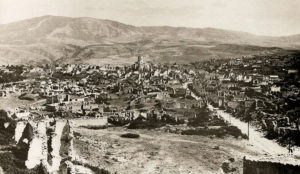 ruins_of_the_armenian_part_of_the_city_of_shusha_after_the_march_1920_pogrom_by_azerbaijani_armed_units-_in_the_center_-_church_of_the_holy_savior