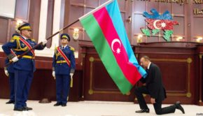president-ilham-aliyev-and-azerbaijan-national-flag